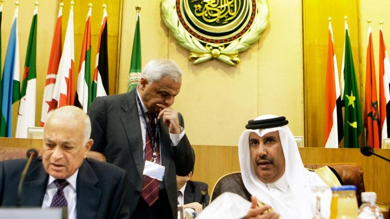 Arab League, Syria