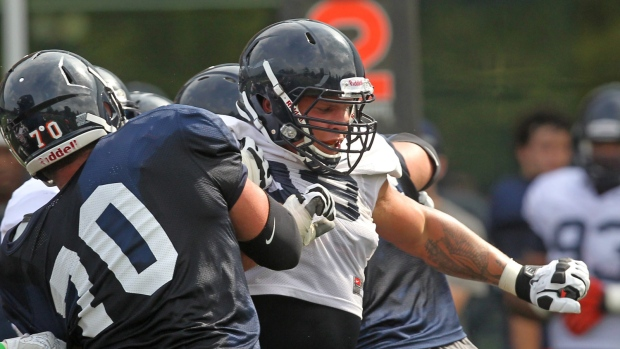 Brent Urban drafted to Baltimore Ravens