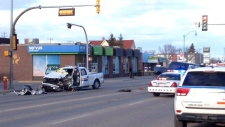 Alberta RCMP shootout