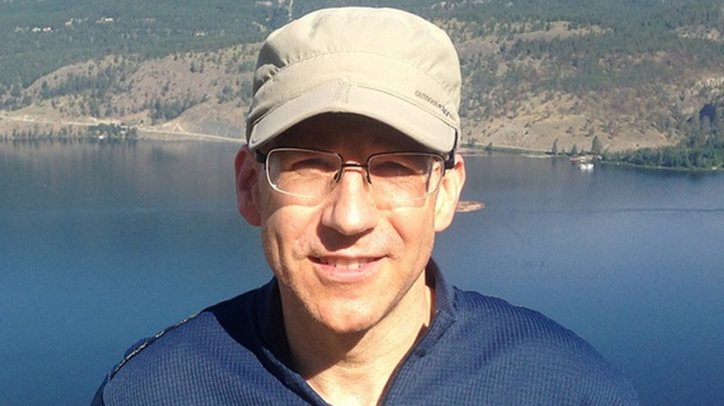 Dr. Luc Beaudoin, an associate member of SFU's cognitive science program developed an app to aid sleep. (SFU)