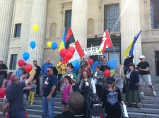 Victory Day Parade sparks debate about ribbons