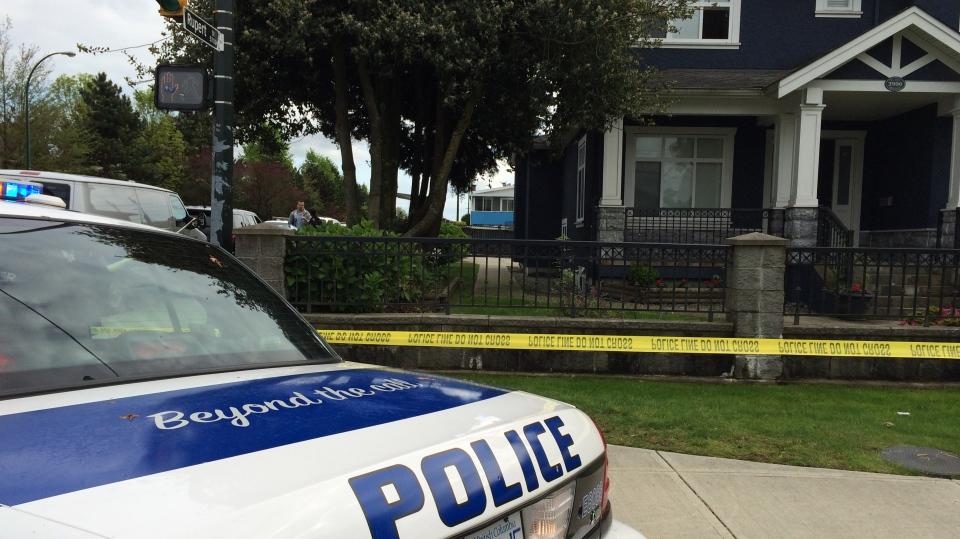 Homicide Rupert Street