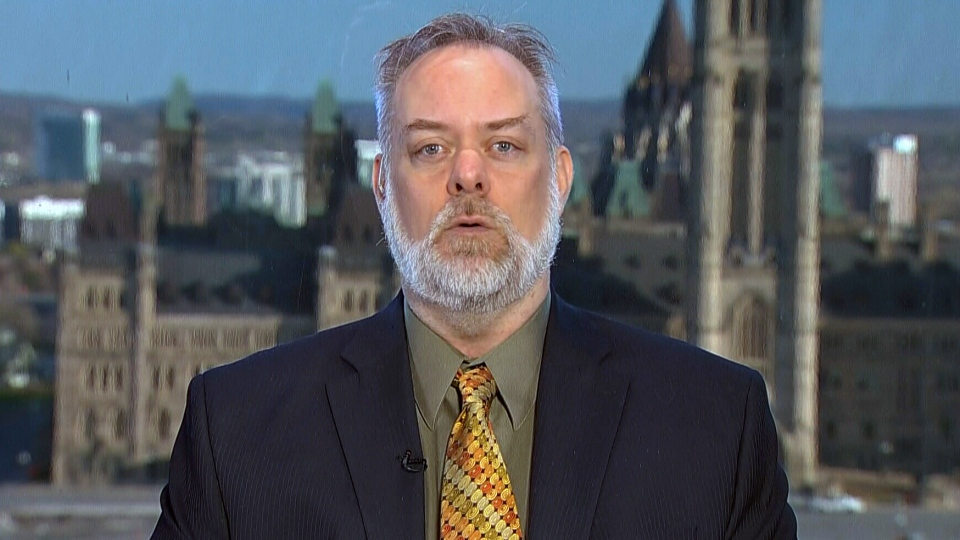 Cyber security expert Patrick Malcolm appears on Canada AM, Monday, May 12, 2014.