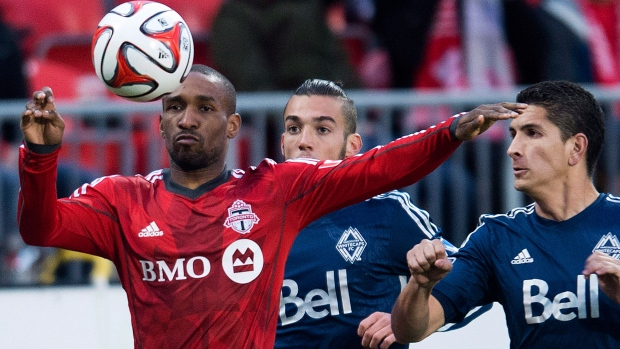 Toronto FC's Jermain Defoe makes England shortlist