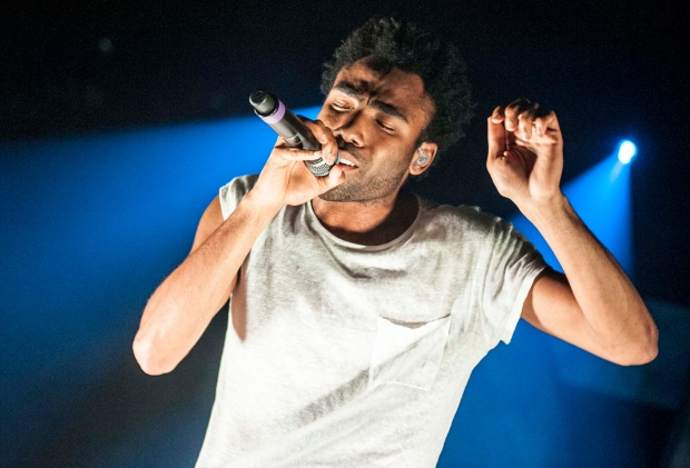 Comedian and actor Childish Gambino, best-known for his role on the TV show Community, amused audiences at the PNE Forum in Vancouver on May 11, 2014. Photos courtesy Anil Sharma/CTV Vancouver.