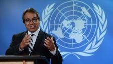 UN Special Rapporteur James Anaya