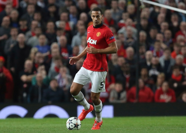Man U's Rio Ferdinand leaving