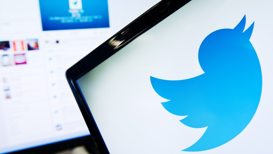 Twitter's logo is shown in this undated file photo. (AFP Photo / Leon Neal)