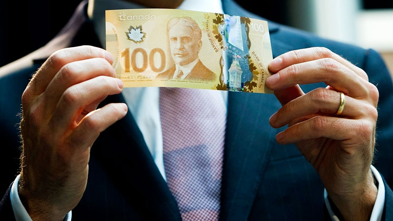 The recession and subsequent weak recovery appears to have taken a bite out of Canada's top income earners -- but they are still doing better than the rest and many suspect the setback is temporary.  (Nathan Denette / THE CANADIAN PRESS)