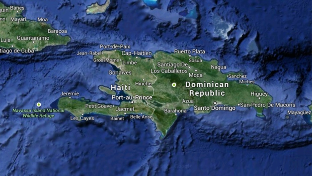 Bus plows into crowd in Haiti killing at least 34