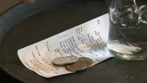 CTV National News: No tipping allowed?
