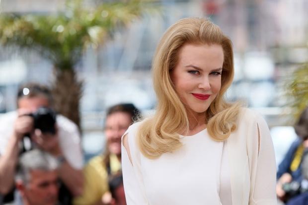 Actress Nicole Kidman