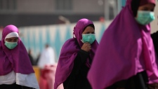 MERS outbreak in Middle East