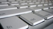 Online; Internet; keyboard