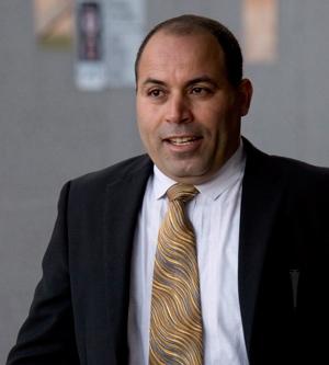 Mohamed Harkat in Ottawa, 2013