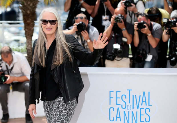 Jane Campion slams 'sexism' in film industry