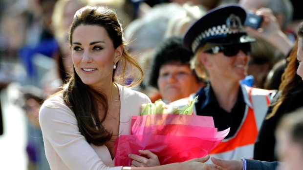 Kate Middleton's phone hacked
