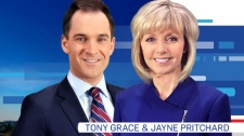 CTV Barrie News at 6 Anchors
