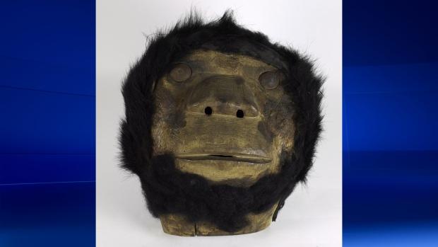 sasquatch mask