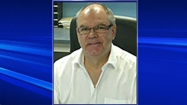Serge Loiselle, 57, died Monday after being attacked in his home. (Nov. 16, 2011)