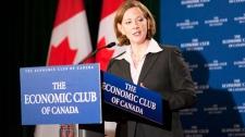 Alison Redford, pipeline, Alberta
