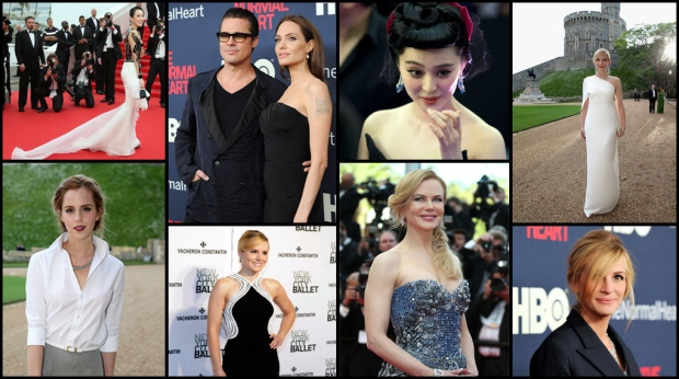 <b>25 Photos: Classic Hollywood black and white</b>