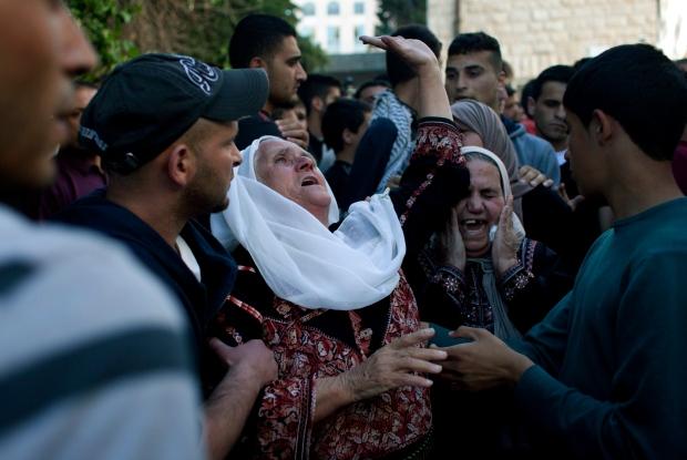 Palestinian shooting