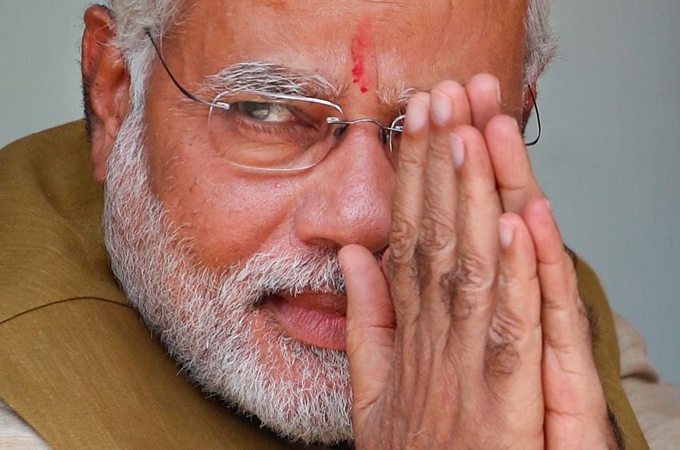 Narendra Modi to be India's next PM