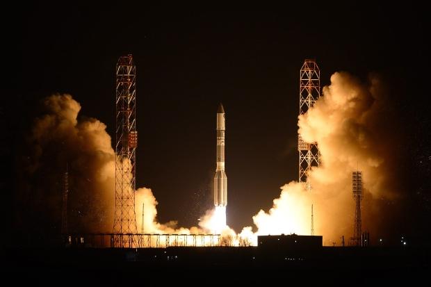 Russia rocket fails