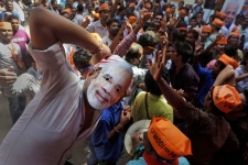 Elections in India BJP win