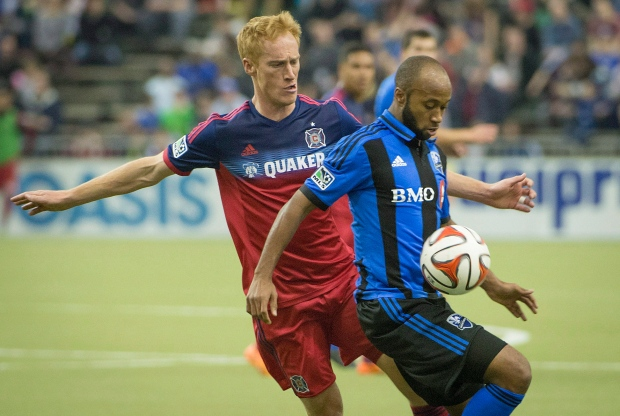 Collen Warner traded to TFC