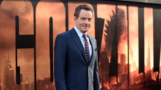 Bryan Cranston on 'Godzilla'
