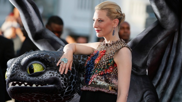 Cate Blanchett at Cannes Film Festival