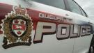 Guelph police car
