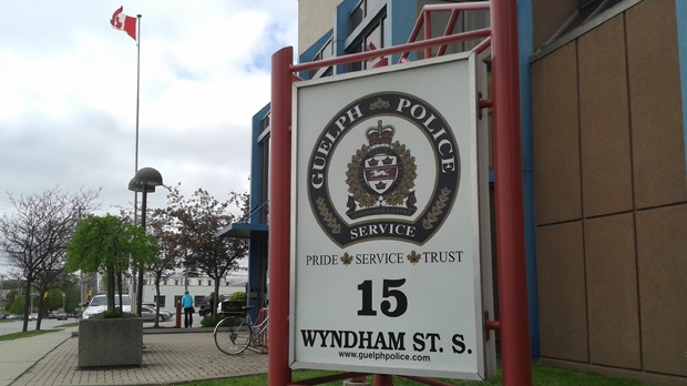 Guelph Police Headquarters