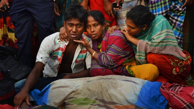 Bangladeshi family mourns ferry disaster