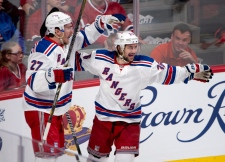 New York Rangers win