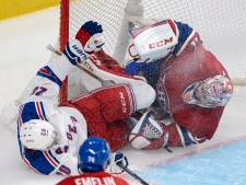 Kreider crashes into Price