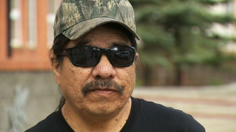 Jack Cardinal said his son Justin was mauled by a bear in a remote area near Calling Lake, Alta.