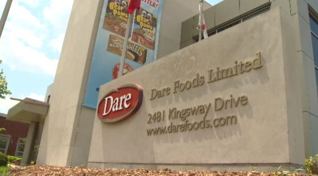 Dare Foods Kitchener