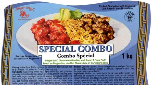 Calgary asian food maker closes plant over listeria ctv news for Asian cuisine grimes ia menu