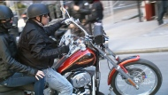 CTV Montreal: Motorcycle fees protest