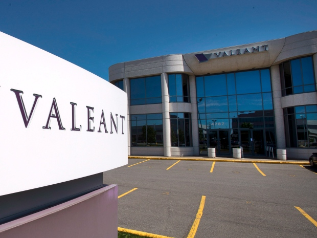 Valeant Pharmaceutical