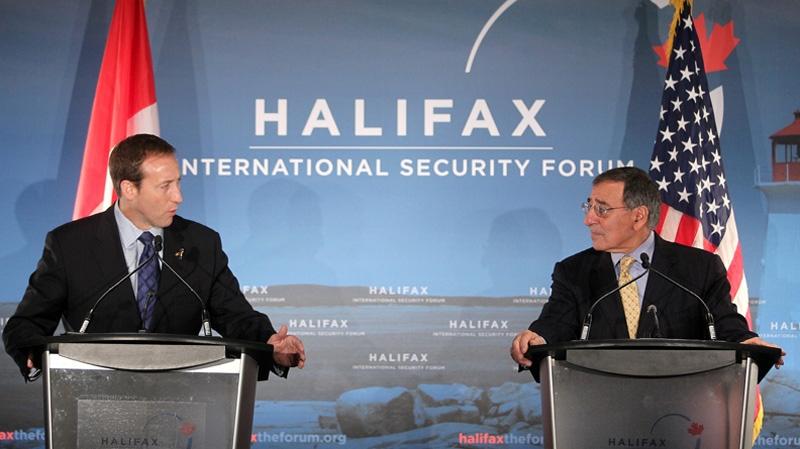 MacKay dismisses fears about F-35 jet program