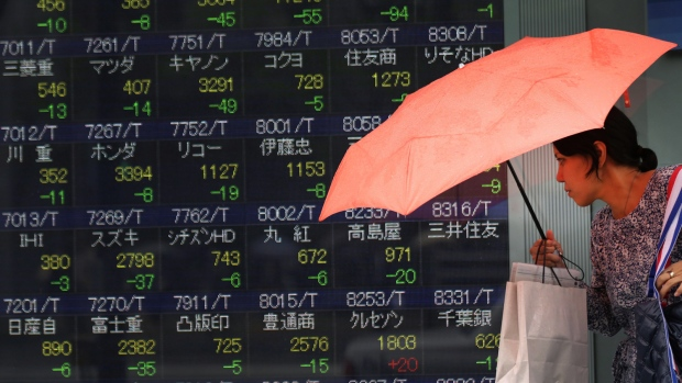 World markets wait for central bank cues