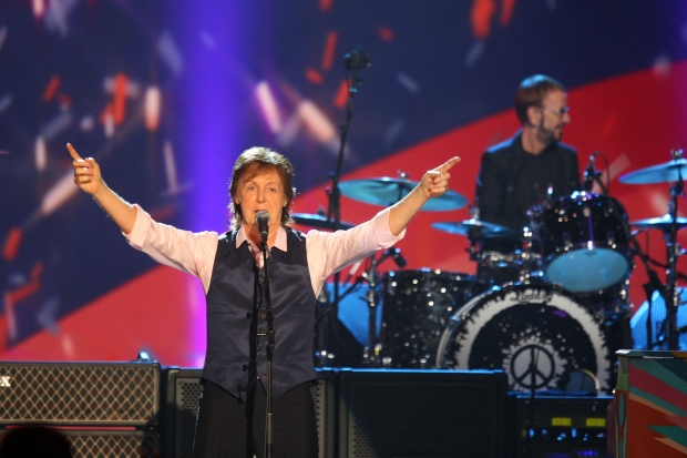 Paul McCartney cancels concert