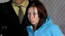 Shelby Herchak sentenced in son's death