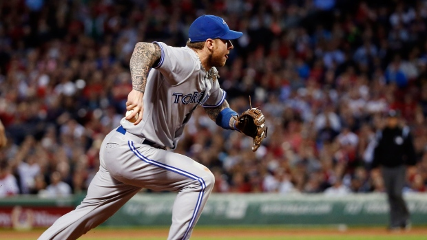Blue Jays beat Red Sox 7-4
