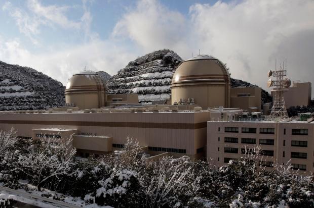 Reactors in Japan