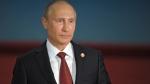 Russia's President Vladimir Putin speaks to the media in Shanghai, China, Wednesday, May 21, 2014. (/RIA Novosti / Alexei Druzhinin / Presidential Press Service)